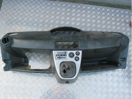 Dashboard Microcar MC1