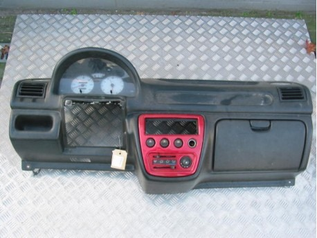 Dashboard Microcar Virgo