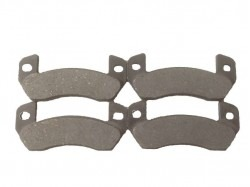 Brake pad set rear Ligier