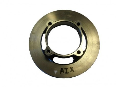 Aixam 170mm brake disc for imitation