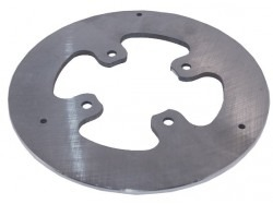 Brake disc rear Microcar Virgo 3 / MC1 / MC2