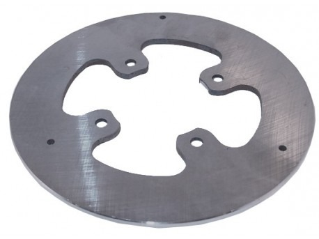 Brake disc rear Microcar Virgo 3 / MC1 / MC2