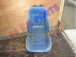 Directors chair Microcar Virgo 3 Navy