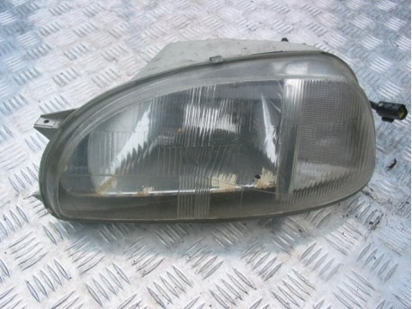 Ligier Nova / Ambra headlamp left