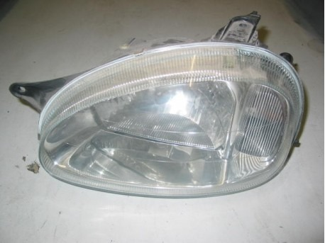 Microcar Virgo 1 / 2 headlight left