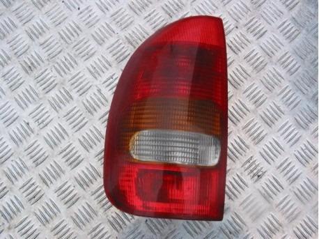 Microcar Virgo 1 / 2 Tail light left