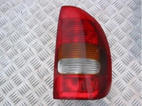 Microcar Virgo 1 / 2 Achterlicht rechts