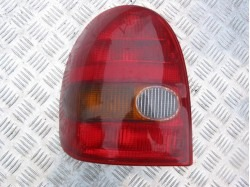 Tail light left Chatenet Barooder