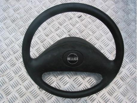 Bellier transporter steering wheel