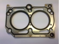 Head gasket Lombardini 1 keep /hole
