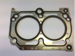 Head gasket Lombardini 2 notches / holes