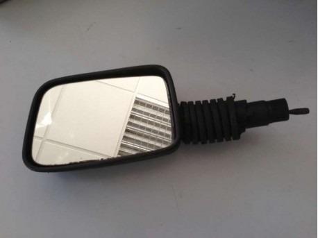 Left-hand door mirror JDM Titane