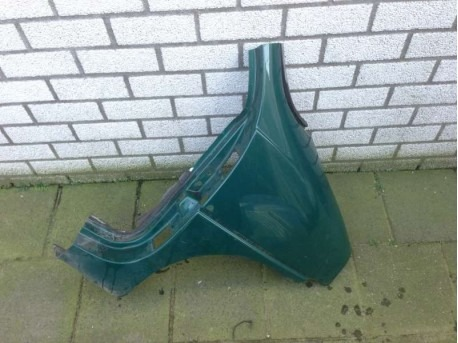 Front wing right hand Ligier Ambra green