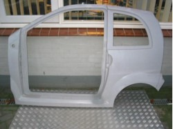 Side panel left JDM Albizia