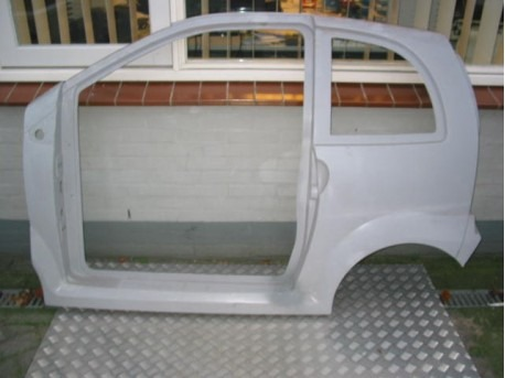 Side panel left JDM Albizia