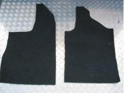 Mattenset isolatiemateriaal Microcar MC1 / MC2