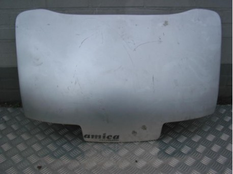 Hood silver Amica 1100