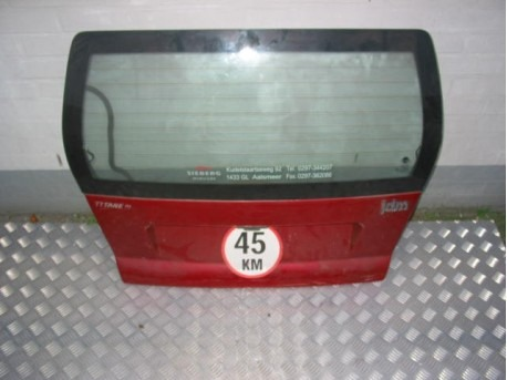 Rear red JDM Titane 3
