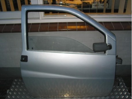 Portier rechts zilver Casalini Ydea