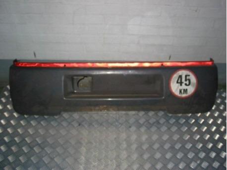 Rear bumper grey Erad Spacia