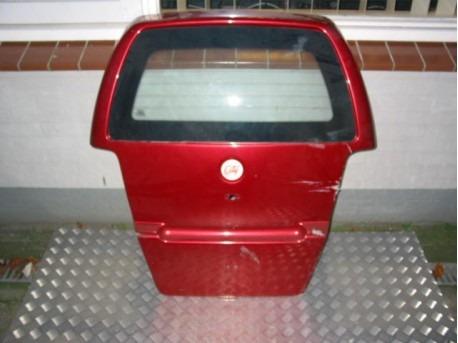 Backdoor red JDM City