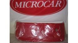 Motordeksel red Microcar Newstreet