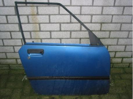Door right blue Bellier VX 550