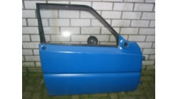 Door right blue Aixam 540