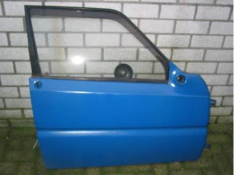 Portier rechts blauw Aixam 540