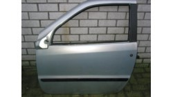 Portier links zilver Microcar Virgo 3