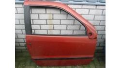 Door right orange Microcar Virgo 3