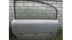 Door right silver Microcar MC1 & MC2