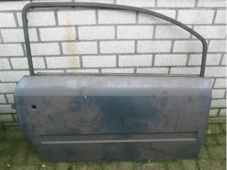 Door on the right grey Microcar MC2