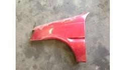 Voorscherm links Aixam 540 rood