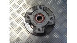 Remschijf met naaf achter Microcar MGO