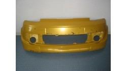 Front bumper gold Microcar MGO F8