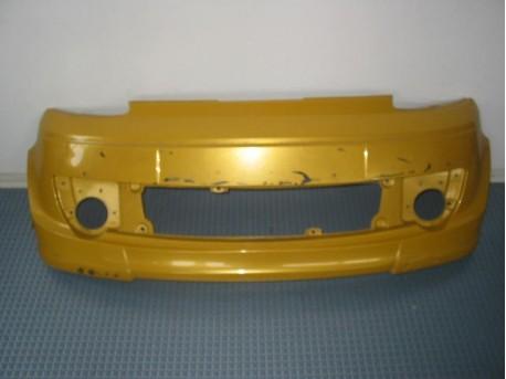 Voorbumper goud Microcar MGO F8