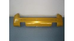 Rear bumper gold Microcar MGO F8