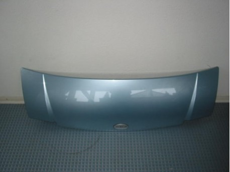 Hood light blue Microcar MC1 / MC2
