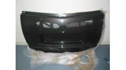 Rear cover dark grey original Aixam A721 / A741 / Crossline