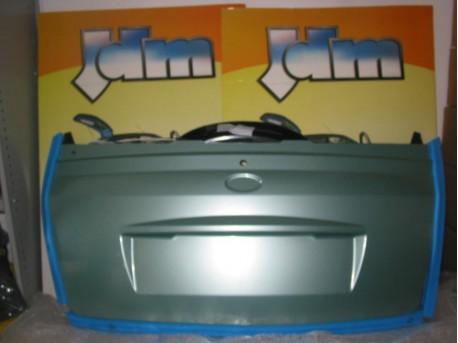 Tailgate light green original Microcar MC1 / MC2
