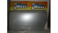Door panel left silver original Microcar MC1 / MC2