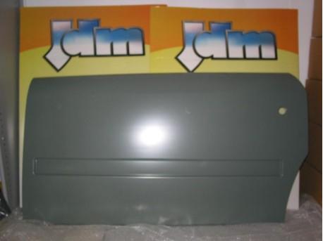 Door panel left ongespoten original Microcar MC1 / MC2