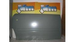 Door panel right ongespoten original Microcar MC1 / MC2