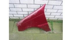 Windshield left red Aixam 540