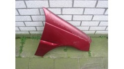 Front wing right red Aixam 540