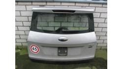 Tailgate silver Microcar MGO