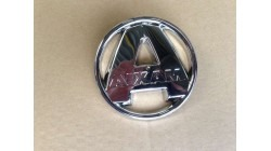 Logo Aixam bonnet and tailgate Chrome 2008-2013