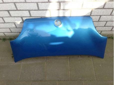 Hood blue Aixam 400 EVO