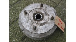 Brake drum rear Pitch 115 mm
